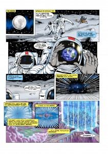 Microscopic Aliens page 1