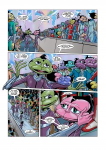 Microscopic Aliens- page 4